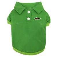 Áo ca sấu xanh lá