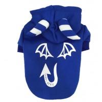 Áo nón con dơi xanh dương