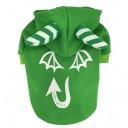 Áo nón con dơi xanh lá