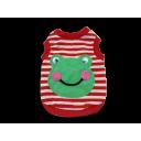 Áo con ếch đỏ