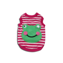 Áo con ếch hồng