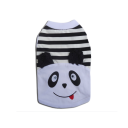 Áo Gấu Panda Trắng Đen