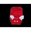 Áo con heo đỏ