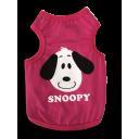 Áo Snoopy - Hồng