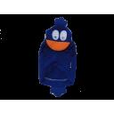 Áo con vịt xanh dương