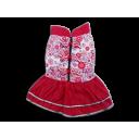Đầm Chinese Đỏ