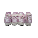 Giày Bata-hồng